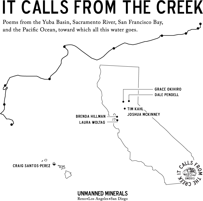 It Calls from the Creek Overview Panel